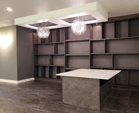 Edmonton Showroom Designer