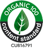 Organic 100 Content Certification