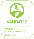 Greenguard Gold and Formaldehyde Free