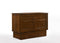 Night and Day Daisy Cabinet Bed in Black Walnut - Closed