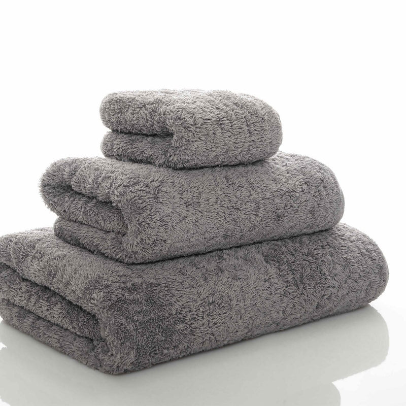 Graccioza 800 GSM Luzxury Towels - Anthracite
