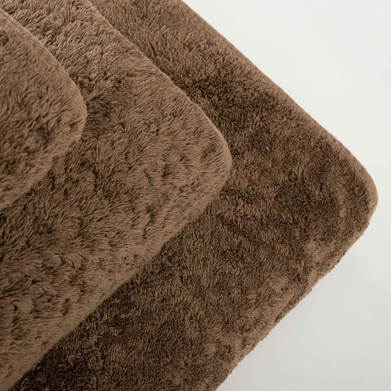 Graccioza 800 GSM Luzxury Towels - Brown