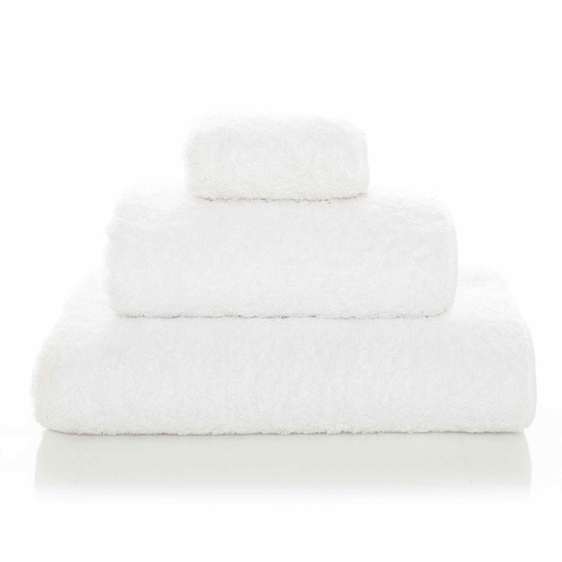 Graccioza 800 GSM Luzxury Towels - White
