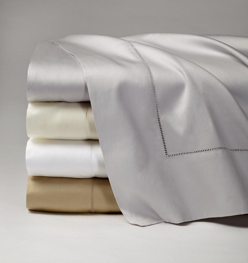 SFERRA Fiona - Silky Soft Sateen with a beautifull single hemstitch