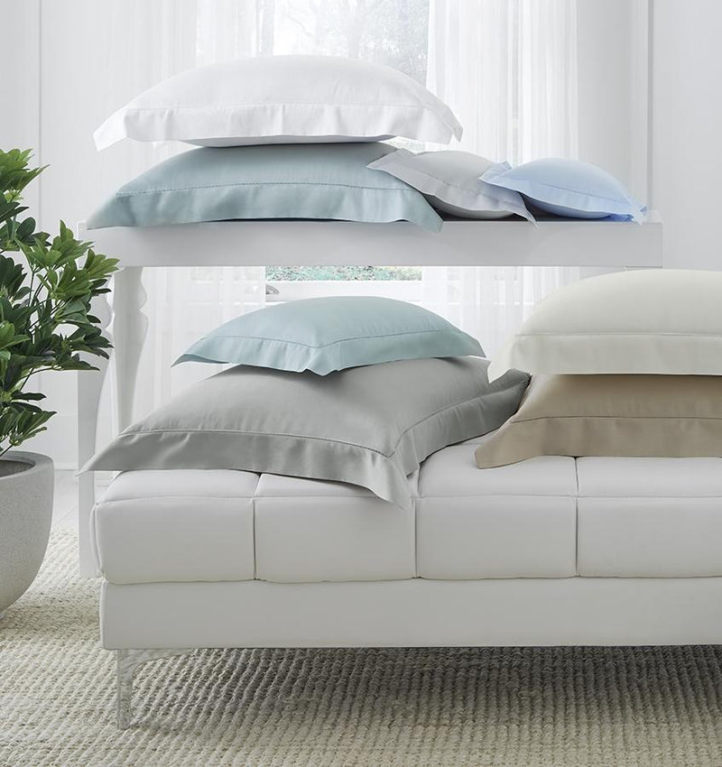 Fiona Collection by SFERRA - Bright Colours and Trendy Neutrals for a balanced look in your master bedroom