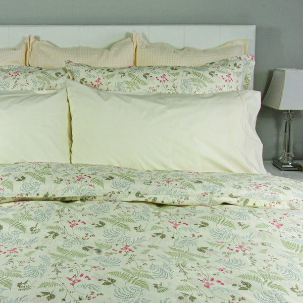 Flores Duvet Cover by Cuddle Down.