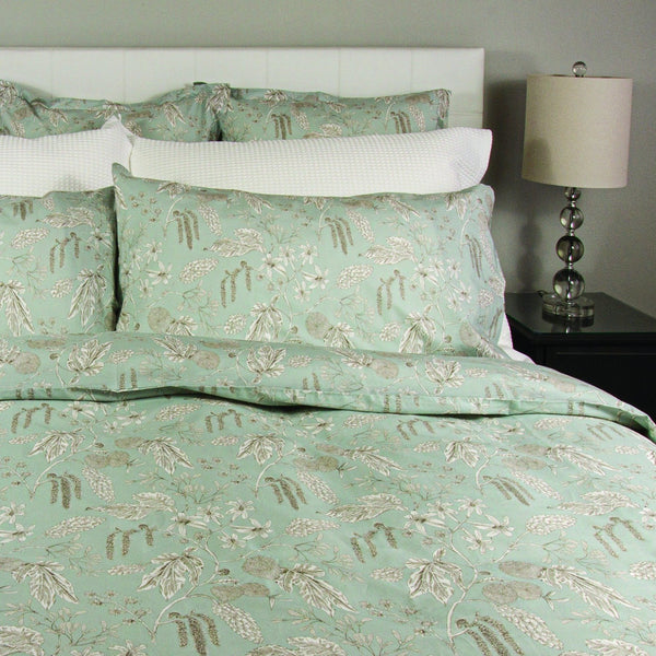 Forsythia Duvet Cover by Cuddle Down.