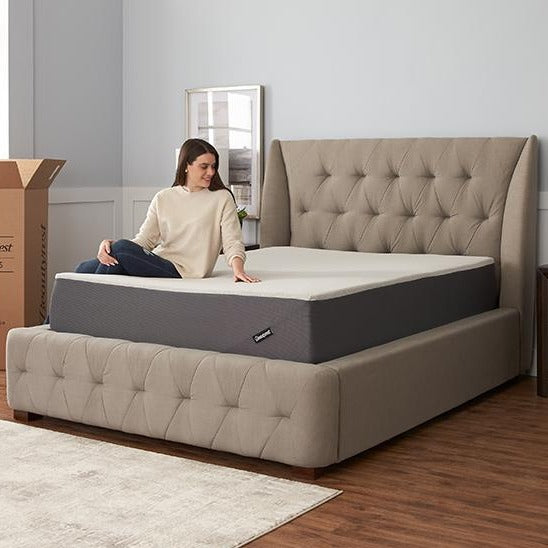 "Beautyrest Luxury 12"" Plush Mattress"