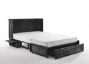 Night and Day Blizzard with Tri Fold Gel Mattress in Toronto Ontario Canada