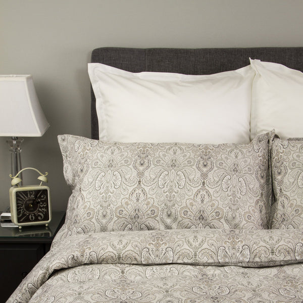 Seneca Duvet Cover by Cuddle Down