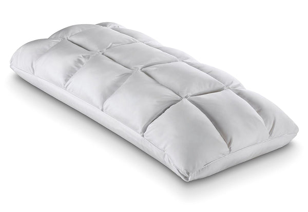 Pure Care Sub Zero (Sub-0) SoftCell Chill Reversible Hybrid Pillow Down Alternative Side