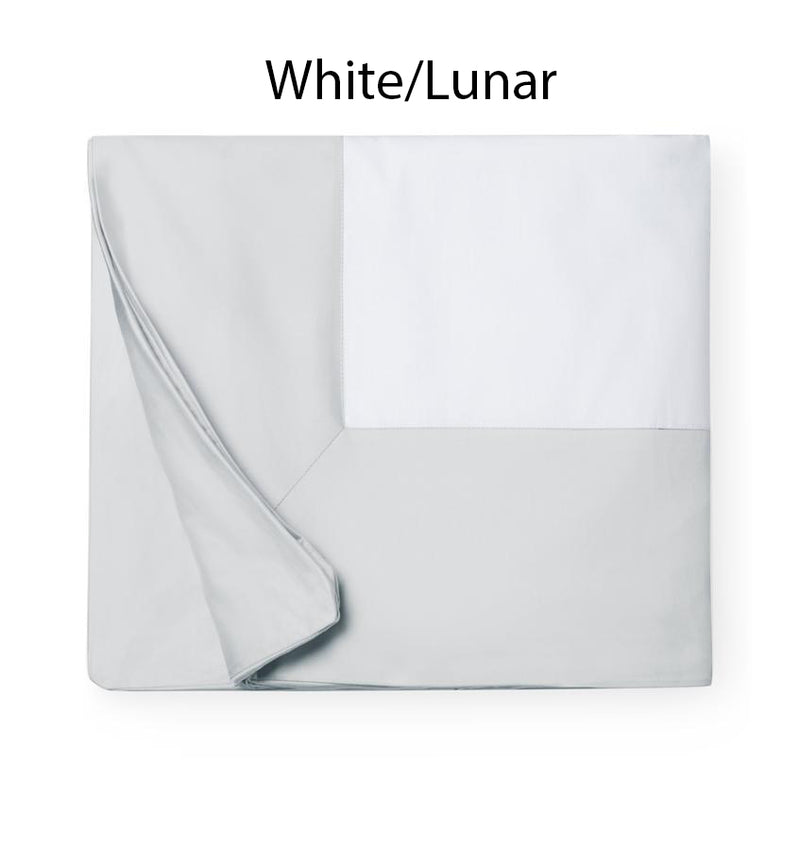 SFERRA Casida Collection - White Lunar Swatch