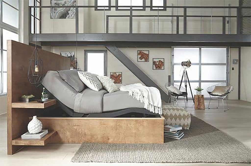 Ergomotion Adjustable Bed Lifestyle