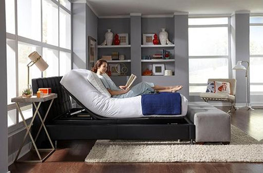 Adjustable Beds - Queen Adjustable Bed With Mattress
