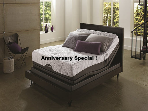 Serta® Motion Custom Adjustable Bed - Luxurious Beds and Linens