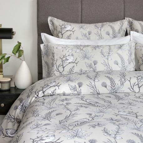 Egyptisn Cotton Sateen Duvet Covers - Cuddle Down Avery