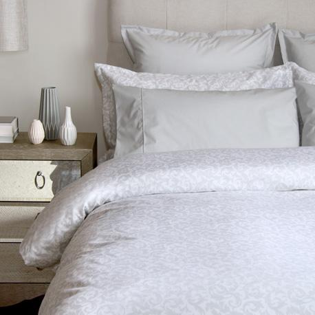 Bedding & Bed Linens - Cuddle Down Love Story Grey
