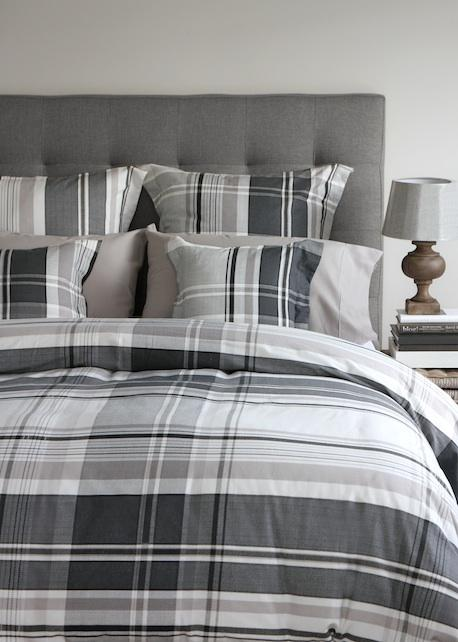 Bedding & Bed Linens - Cuddle Down Morten Flannel