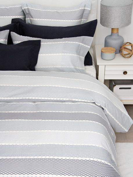Bedding & Bed Linens - Cuddle Down Stripe