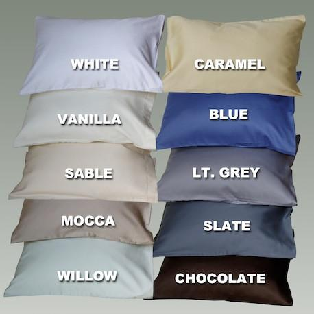Bedding & Bed Linens - Cuddledown Sateen Impressions