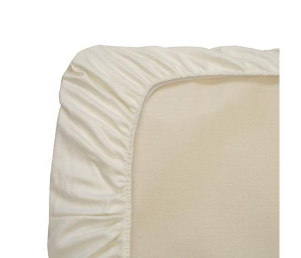 Bedding & Bed Linens - Naturepedic® Waterproof Fitted Crib Mattress Pad