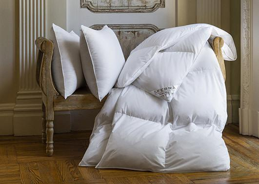 Bedding & Bed Linens - SFERRA® Cornwall Down Duvet