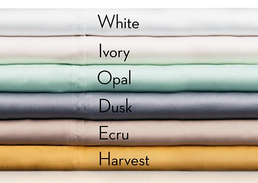 Bedding & Bed Linens - Woven Tencel® Sateen Sheet Set