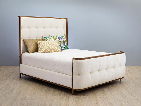 Beds - WESLEY ALLEN BROADWAY UPHOLSTERED BED