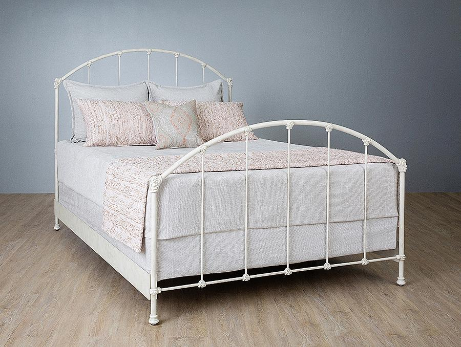 Beds - WESLEY ALLEN COVENTRY IRON BED