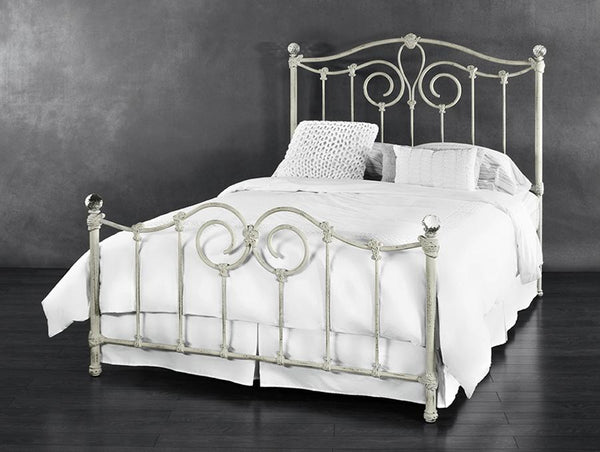 Beds - WESLEY ALLEN ELDRIDGE IRON BED