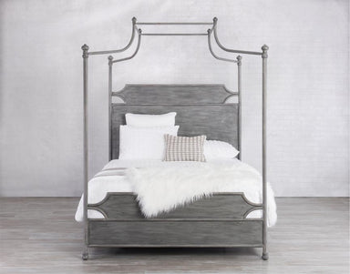 Beds - WESLEY ALLEN LANSING IRON BED