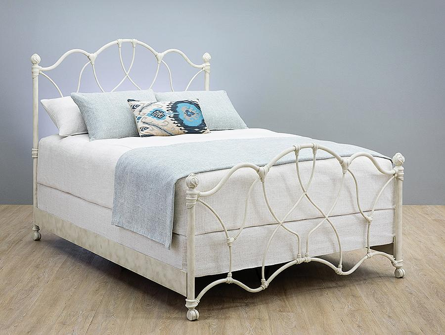 Beds - WESLEY ALLEN MORSLEY IRON BED