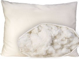 OMI Certified Organic Cotton Pillow - Luxurious Beds and Linens