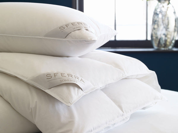SFERRA® Sommerset Down Duvet - Luxurious Beds and Linens
