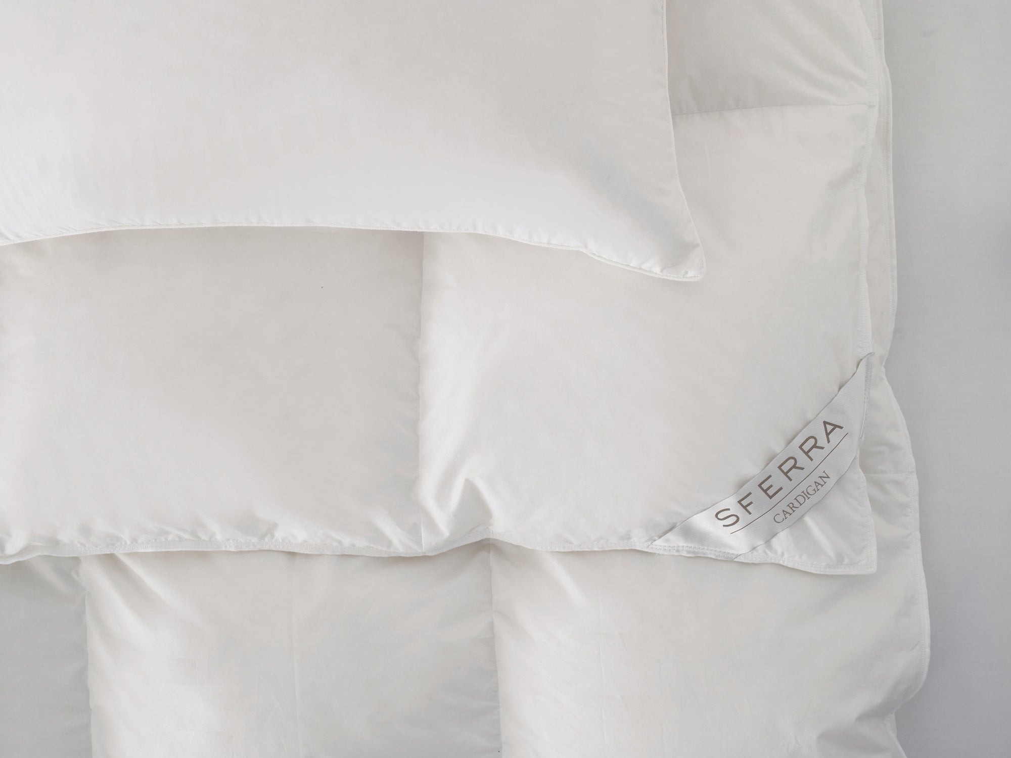 SFERRA® Cardigan Down Pillow - Luxurious Beds and Linens
