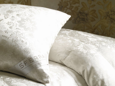 SFERRA® Utopia Eiderdown Pillow - Luxurious Beds and Linens