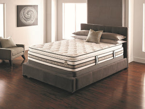 Gel Memory Foam Hybrid Coil Mattress - ISeries Notable Mattress