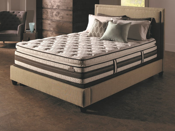 Serta Iseries Transcendent Mattress Luxurious Beds Amp Linens