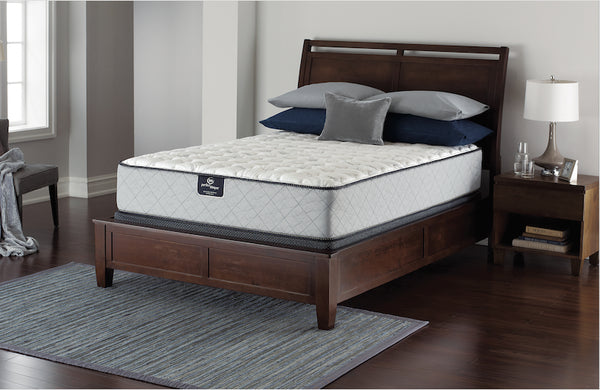 Serta Perfect Sleeper Cassell Firm Mattress Luxurious