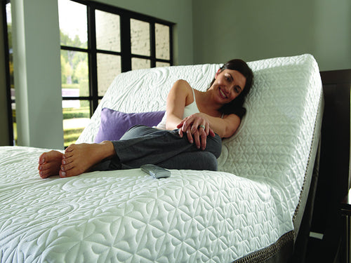 Gel Memory Foam Mattresses - IComfort Directions Acumen Plush Mattress