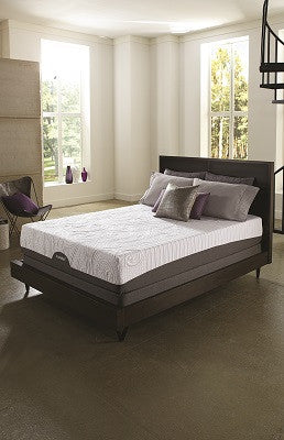 Gel Memory Foam Mattresses - Serta IComfort Talent Mattress