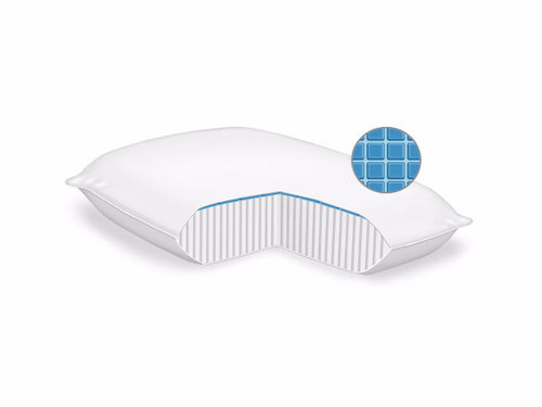 Gel Memory Foam Pillows - Leggett & Platt Brisa™ Gel Memory Foam Pillows