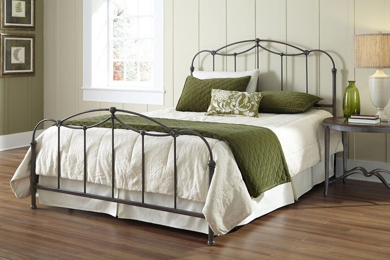 Fashion Bed Affinity Metal Bed - Luxurious Beds and Linens