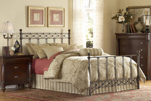 Iron Beds - Fashion Bed Argyle Iron Bed