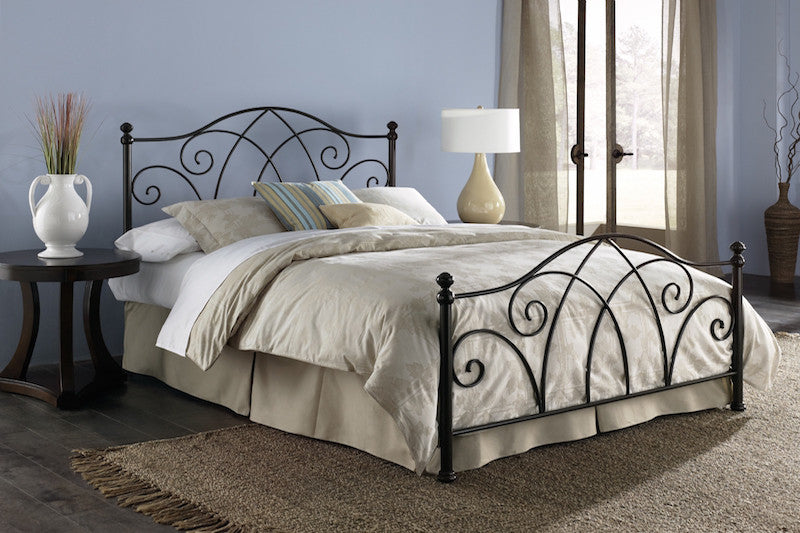 Fashion Bed Deland Iron Bed - Luxurious Beds and Linens