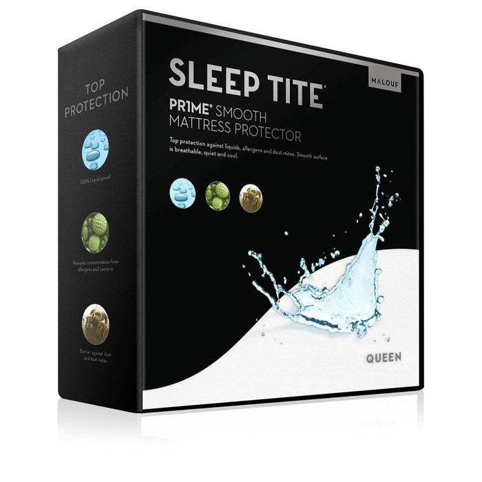Sleep Tite® Prime Smooth Mattress Protector