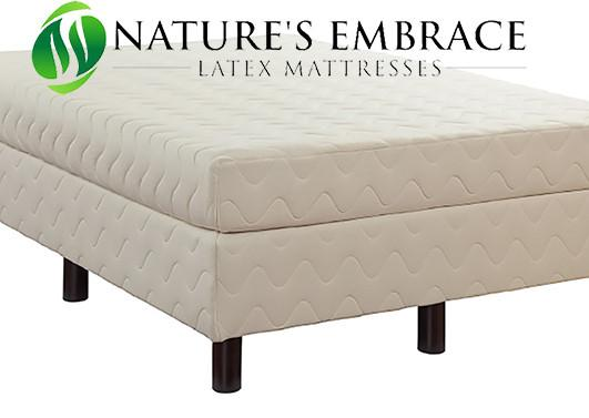 Mattresses - Nature's Embrace Kids Organic Mattress