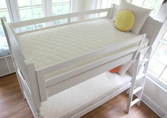 Mattresses - Naturepedic Kids 2 In 1 Organic Mattress