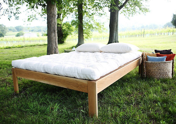 Mattresses - Savvy Rest Pastoral Organic Wool Mattress