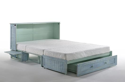 Murphy Beds - Poppy Murphy Cabinet Bed